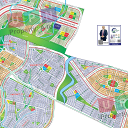 Bahria Town Karachi Map Prices Current Legal Status Last Updated Mar