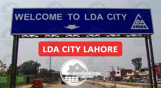 LDA City Lahore Files for Sale ‒ Plot Prices ‒ Balloting News