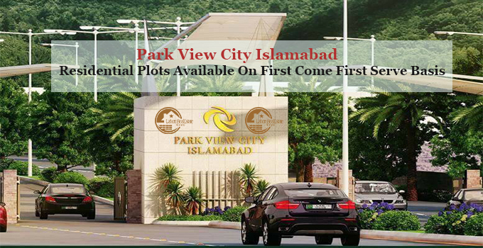 Park View City Islamabad — Residential Plots Available On