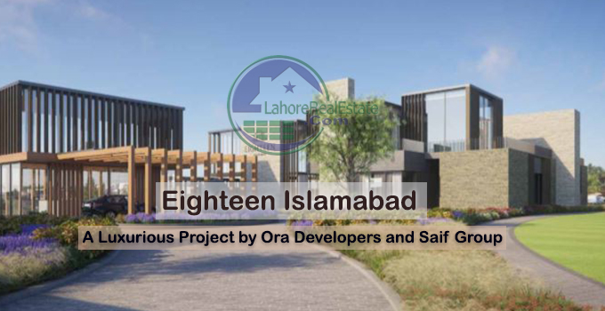 Eighteen Islamabad Villas Booking Details and Payment Plan