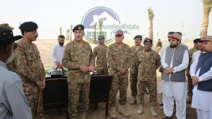 dha peshawar main gate inugauration (5)