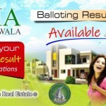 DHA Gujranwala Balloting Results 2019 Announced Check online