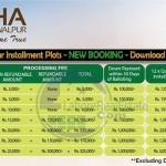 DHA Bahawalpur Application Form 2019 Installment plan