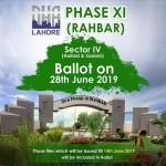 DHA Rahbar Phase 11 Ballot of Sadoki Halloki Files Held on 28th June2019