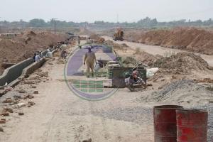 DHA Peshawar Development Picture (2)