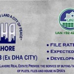 DHA City Phase 13 Lahore File