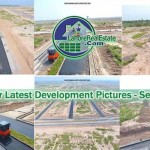DHA Peshawar Latest Development Picture & Plot Prices