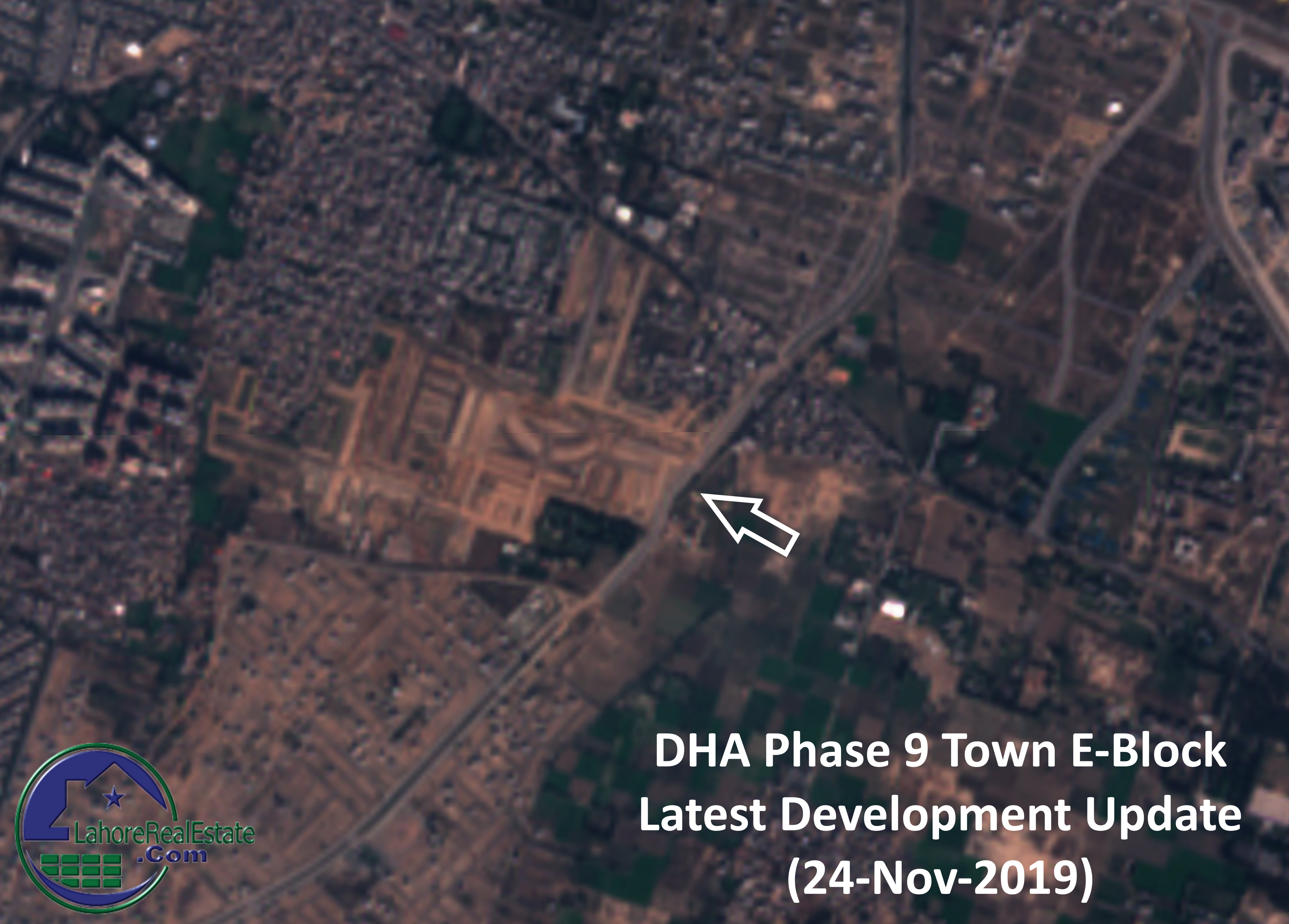 DHA Lahore Phase 9 Town E Block