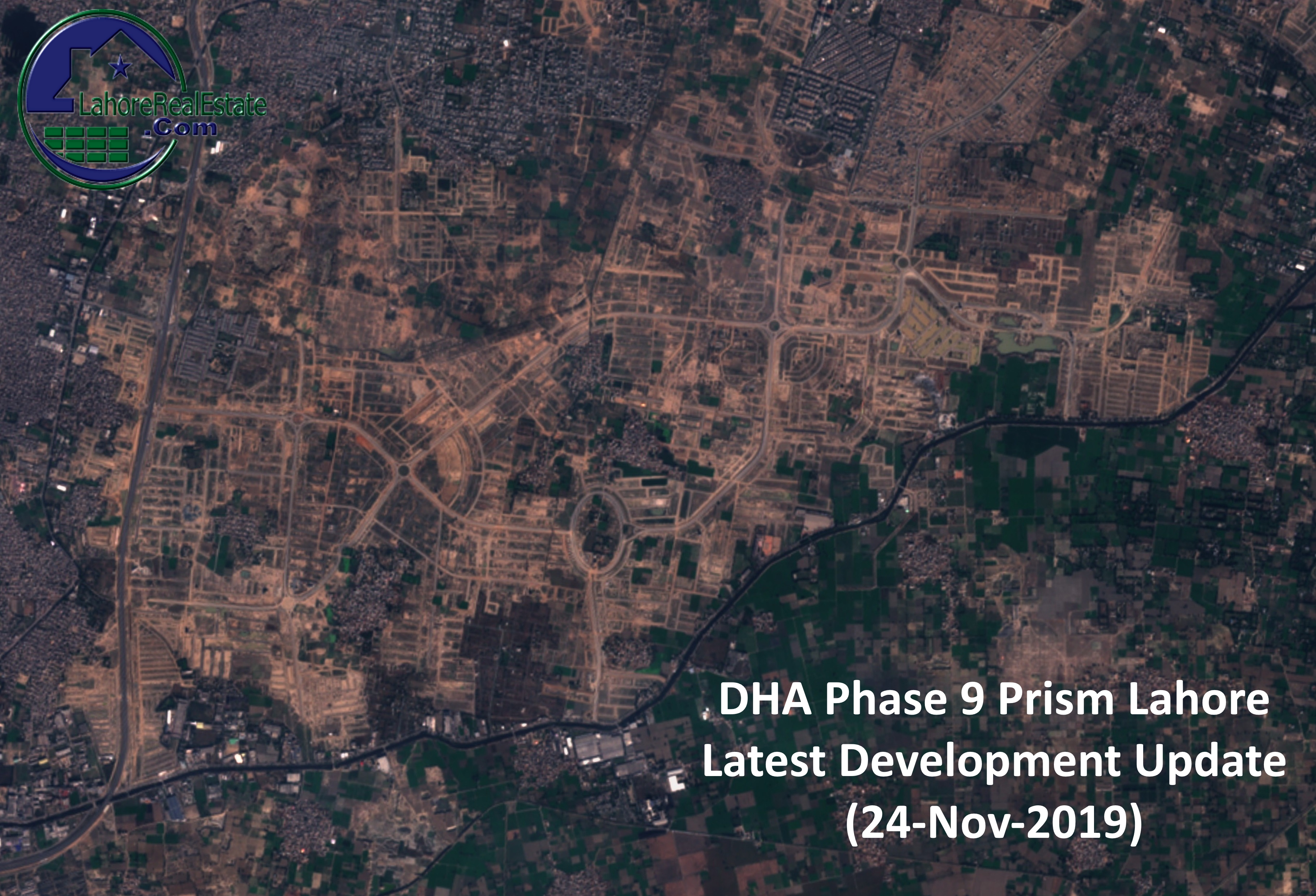 DHA Lahore Phase 9 Prism