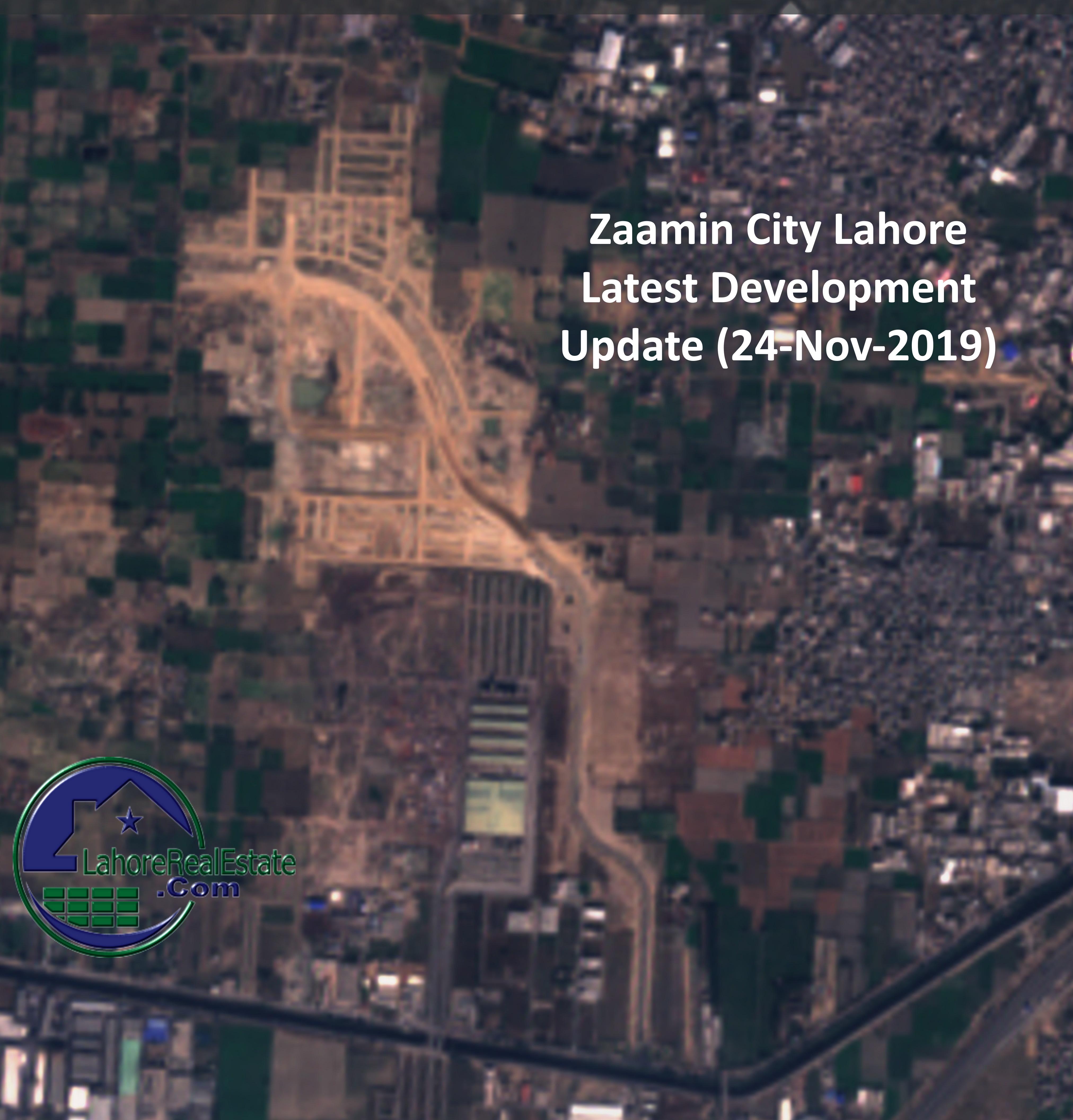 Zaamin City Lahore
