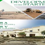 DHA Multan Sector A and V Development work has started