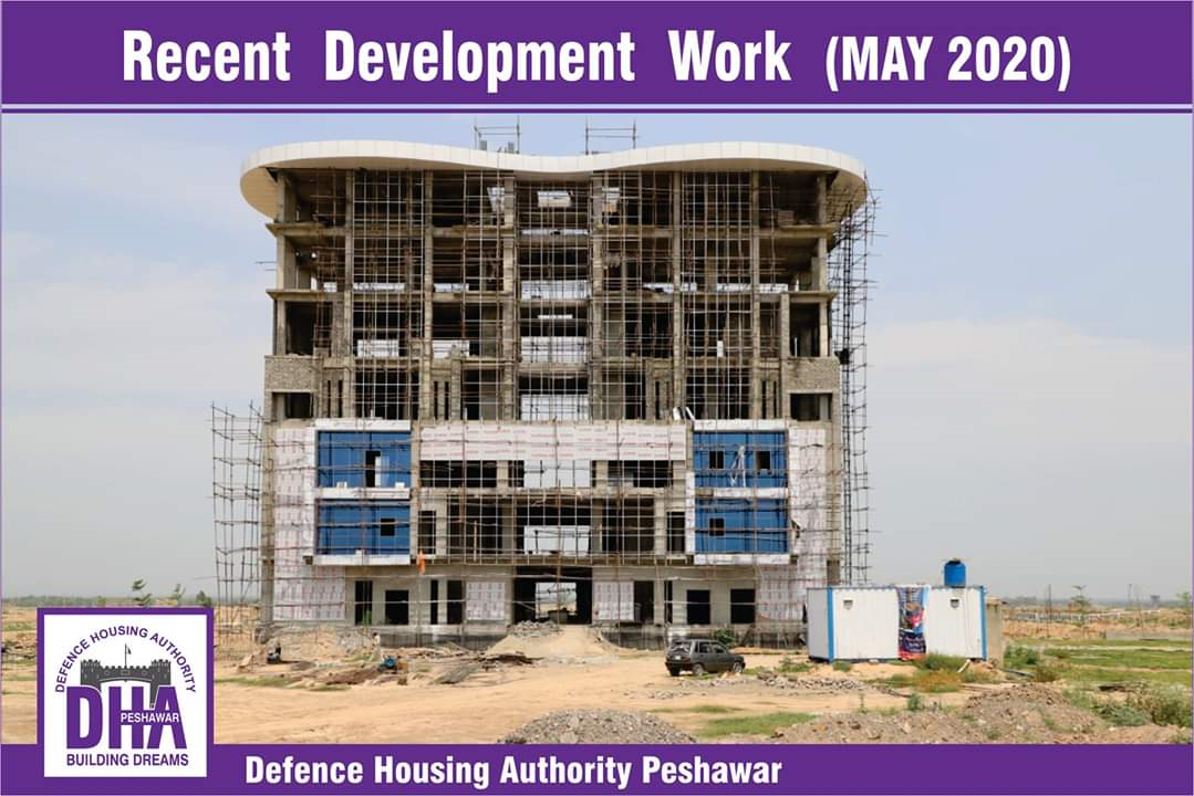DHA Peshawar Development Update 2