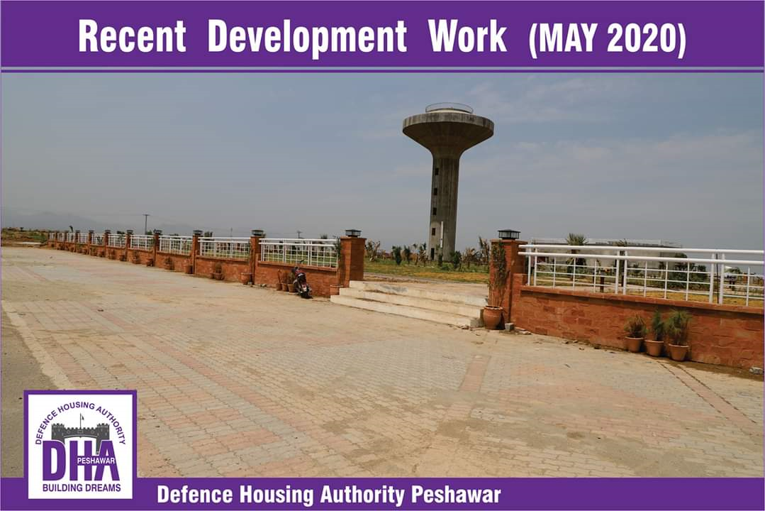 DHA Peshawar Development Update 3