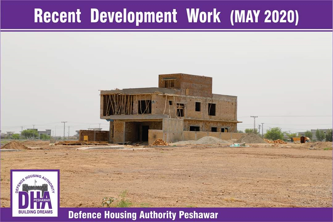 DHA Peshawar Development Update 4