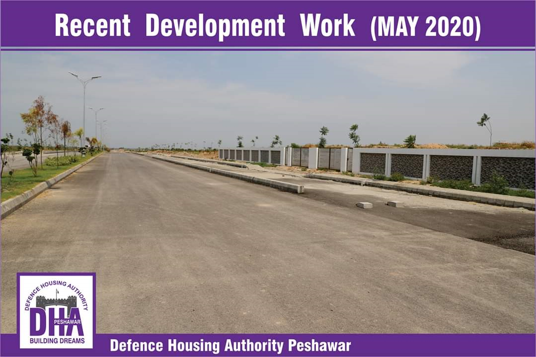 DHA Peshawar Development Update