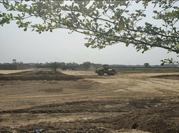 Bahria Orchard Phase 4 Safari Home Villas Development Work Update (2)