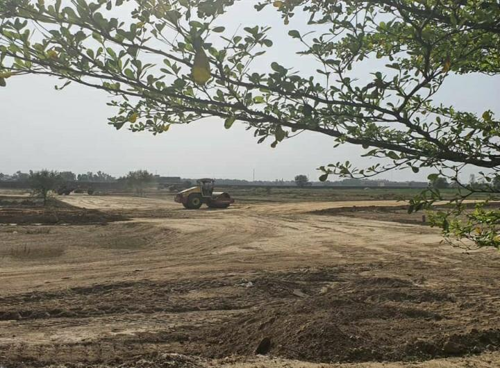 Bahria Orchard Phase 4 Safari Home Villas Development Work Update (5)