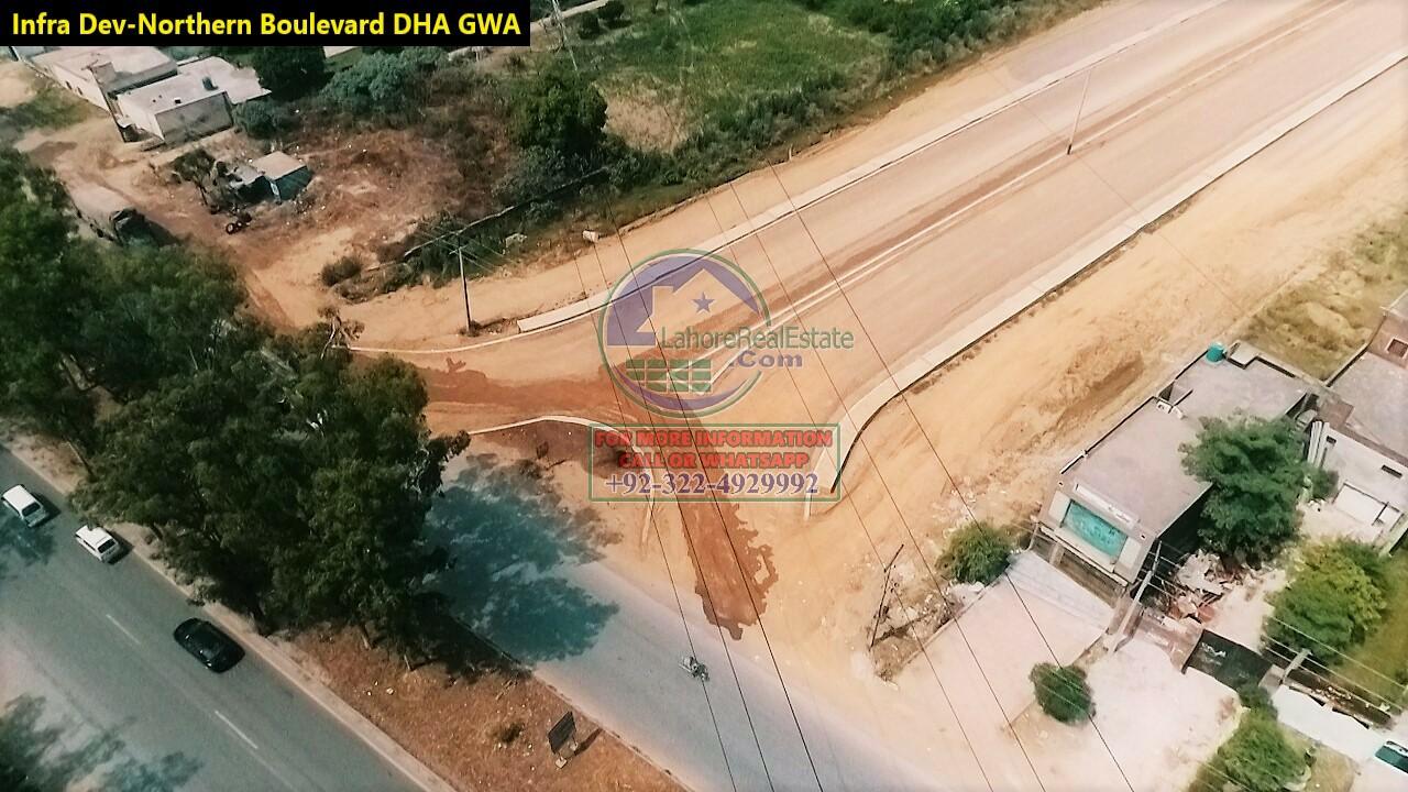 DHA Gujranwala Development Work Update June 2020 (1)